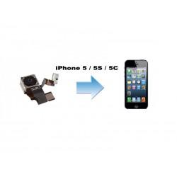 Changement Camera Arrière iPhone 5 / 5S / 5C