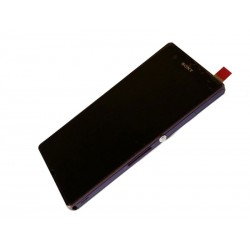 Ecran Tactile + LCD Complet Sony Xperia Z1 Purple