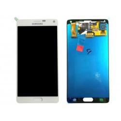 Ecran LCD + Tactile Complet Samsung Galaxy Note 4 SM-N910 Blanc