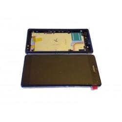 Ecran Tactile + LCD Complet Sony Xperia Z2 Noir