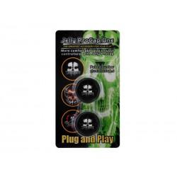 Grip Joystick Gel - Xbox One Skull Ghost