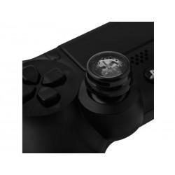 Grip Joystick Gel - PS4 Skull Ghost