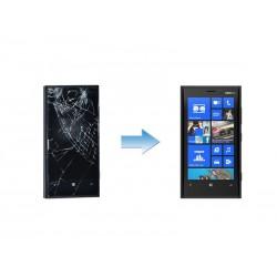 Changement Ecran LCD + Tactile Complet Nokia Lumia 920