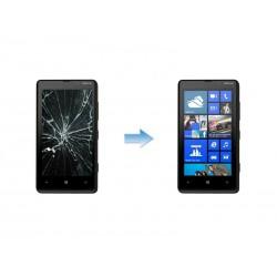 Changement Ecran LCD + Tactile Nokia Lumia 820
