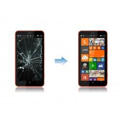 Changement Ecran LCD + Tactile Complet Nokia Lumia 1320