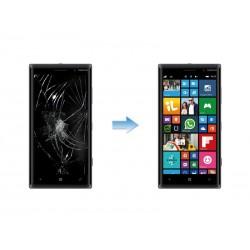 Changement Ecran LCD + Tactile Complet Nokia Lumia 830