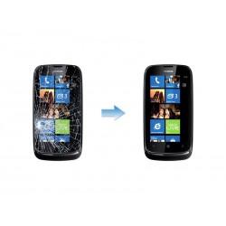 Changement Ecran Tactile Nokia Lumia 610