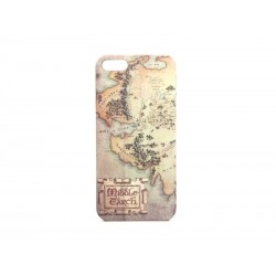 Coque Iphone 5 - The Hobbit Middle Earth