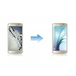 Changement Ecran Tactile + LCD Samsung Galaxy S6 G920