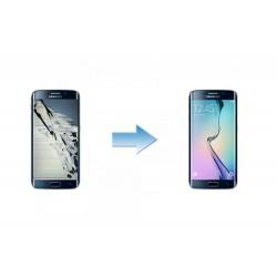Changement Ecran Tactile + LCD Samsung Galaxy S6 Edge SM-G925
