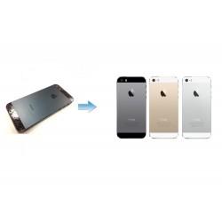 Changement Coque Arrière Iphone 5 / 5S