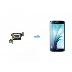 Changement Nappe Haut Parleur Samsung Galaxy S6