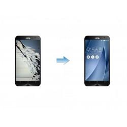 Changement Ecran tactile + LCD Asus Zenfone 2 Z00AD