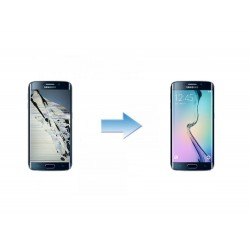Changement Ecran Tactile + LCD Samsung Galaxy S6 Edge+ SM-G928