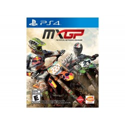 MXGP 14 - The Official Motocross Videogame Occasion [ PS4 ]