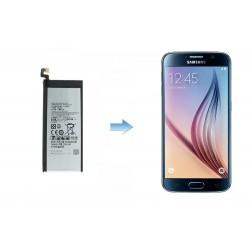 Changement batterie Samsung Galaxy S6 G920