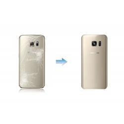 Changement Facade Arrière Samsung Galaxy S6/S6 Edge