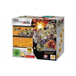 Console New Nintendo 3DS - Pack Dragonball Z Extreme Butoden