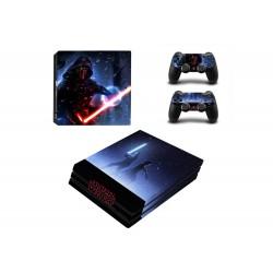 Sticker Console PS4 Pro - Star Wars EP 7