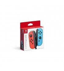 Manettes Joy-Con Nintendo Switch - droite bleu néon/gauche rouge néon