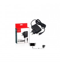 Chargeur secteur Compatible Nintendo Switch