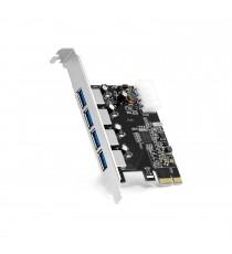 Carte Controleur USB 3.0 PCI express