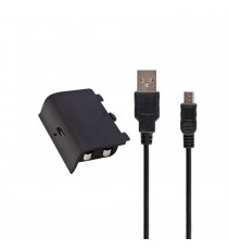 Batterie + Cable Charge Xbox One