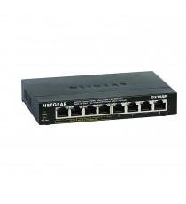 Switch Ethernet 8 Ports Netgear avec 4 Ports PoE GS308P