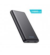 Batterie Externe 24800mAh 2 Ports USB