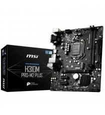Carte Mère MSI H310M Pro-M2 Plus Socket 1151 USB 3.0