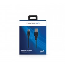 Cable De Charge Manette PS4 3m