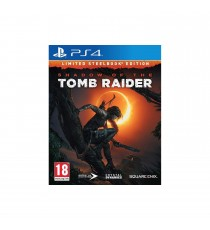 Shadow Of The Tomb Raider - Steelbook Edition Occasion [ PS4 ]