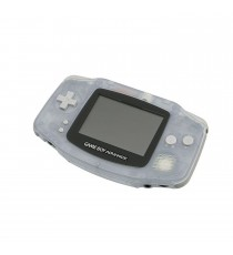 Console Gameboy Advance Bleue Transparente Occasion