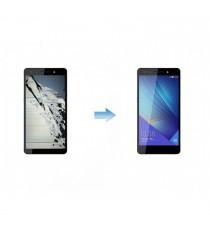 Changement Ecran LCD + Tactile Complet Huawei P-Smart