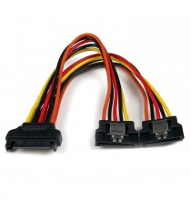 Câble Répartiteur En Y Alimentation SATA vers 2x SATA