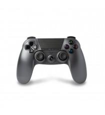 Manette Sans Fils Noire Dark Silver Compatible PS4