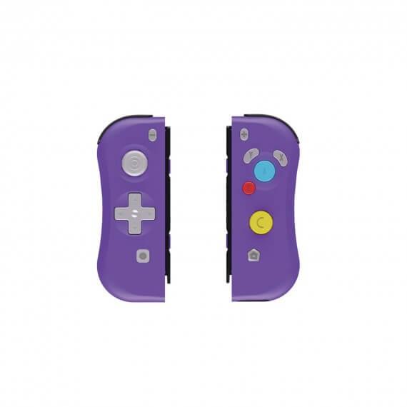 Manette Sans fil ii-con Violet GC Compatible Switch