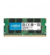 Barrette RAM 16Go SODIMM Crucial DDR4 2666 MT/s