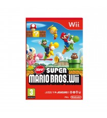 New Super Mario Bros Wii Occasion [ Nintendo WII ]