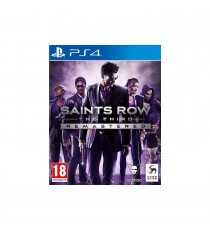 Saints Row The Third Remastered Occasion [ PS4 ]