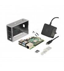 Raspberry Pi 4 Modèle B 2Go Ram 16GB Carte Micro SD
