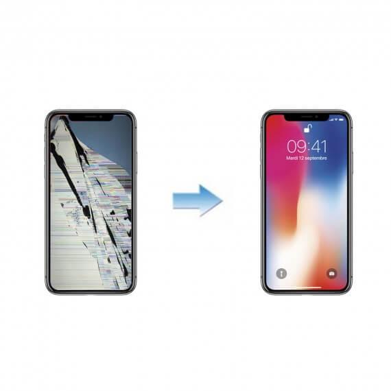 Changement Ecran LCD + Tactile iPhone 11 Pro Max