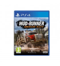 MudRunner - American Wilds Occasion [ PS4 ]