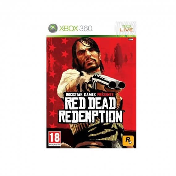 Red dead redemption Occasion [ Xbox 360 ]