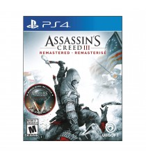Assassin's Creed III Remastered Occasion [ PS4 ]