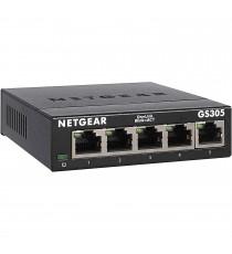 Switch Ethernet 5 Ports Netgear GS305