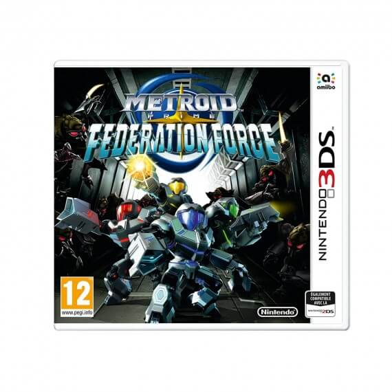 Metroid Prime Federation Force Occasion [ Nintendo 3DS ]