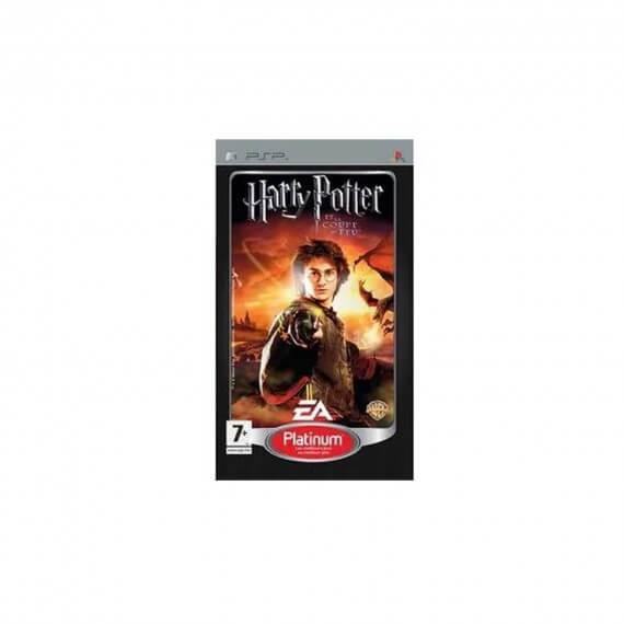 Harry Potter et la Coupe de feu Platinium Occasion [ PSP ]
