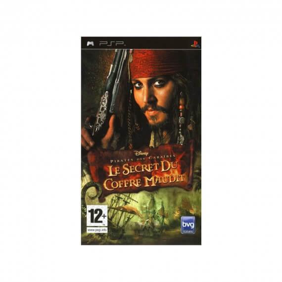 Pirates des Caraïbes : Le secret du coffre maudit Occasion [ PSP ]