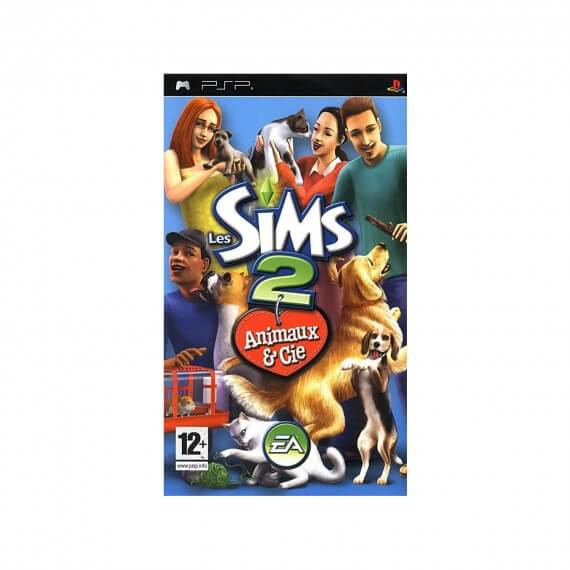 Les Sims 2 : Animaux & Cie Occasion [ PSP ]